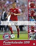 FC Bayern München Posterkalender 2020 34x44cm
