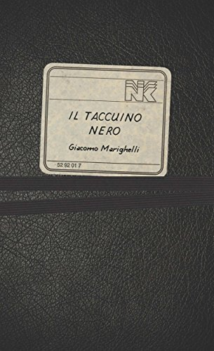 Il Taccuino Nero por Giacomo Marighelli Gratis