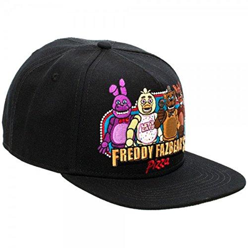 Cinque Notti Al Cappello Di Snapback Pizza di Freddy Freddy Fazbear