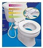 Dusch-WC, Kaltwasser, Bidet-Funktion, einfache Installation