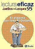 El gigante que leyó el Quijote Juego Lectura (Castellano - Material Complementario - Juegos De Lectura) - 9788421657577