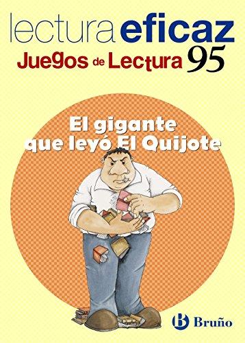 El gigante que leyó el quijote juego lectura (castellano - material complementario - juegos de lectura)