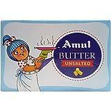 #9: Amul Butter - Unsalted, 100g Carton