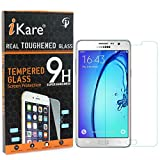 Galaxy On7 Pro Tempered Glass, iKare 2.5D 9H Tempered Screen Protector for Samsung Galaxy On7 Pro
