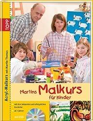 Martins Malkurs für Kinder