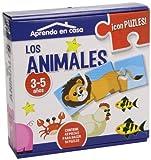 APRENDO EN CASALOS ANIMALES PUZLES EDUCATIVOS ( 3-5 años)