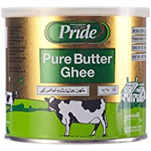 Pride Pure Butter Ghee, 1er Pack (1 x 500 grams)
