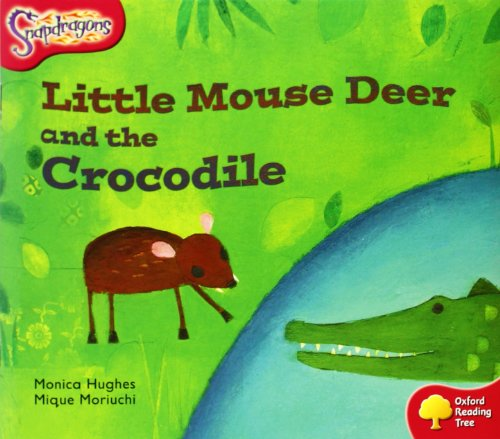 Little Mouse Deer and the Crocodile