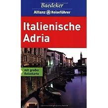 Baedeker Allianz Reiseführer Italienische Adria