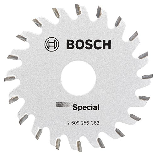 Bosch 2609256C83Klinge Tauchsägeblatt/, Kreissägen für Kreissägen Portable 65x 15x 1,6mm