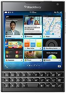 Blackberry Passport 4.5-Inch SIM-Free Smartphone - Black (Certified Refurbished)
