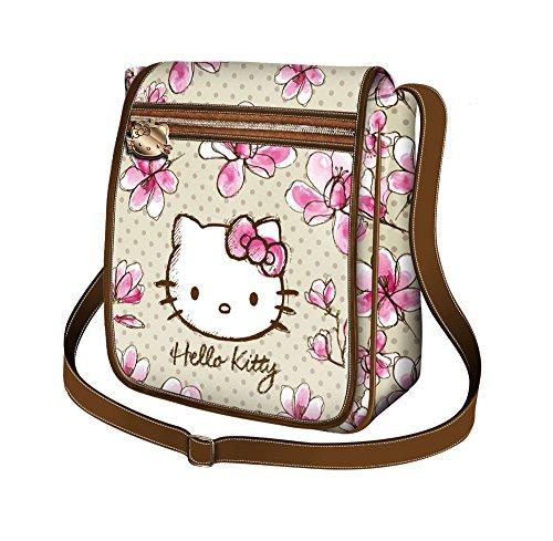 Hello Kitty - Borsa A Tracolla Faster V. Magnolia