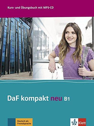 DaF kompakt neu B1: Kurs- und Übungsbuch mit MP3-CD