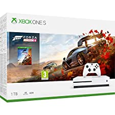 Xbox One S 1TB Forza Horizon 4 console