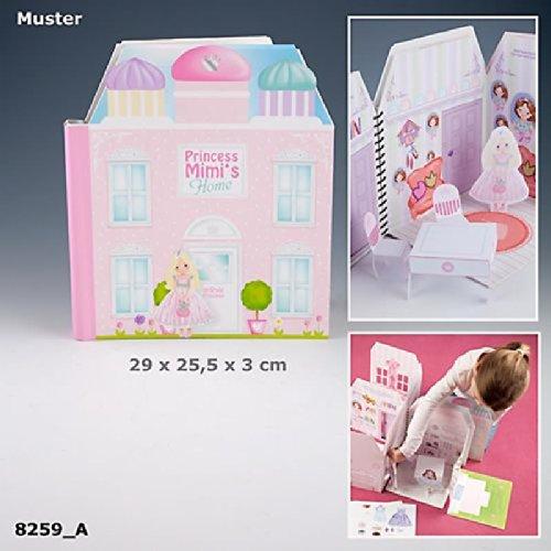 Preisvergleich Produktbild Depesche 8259 My Style Princess Buch zum Aufstellen Princess Mimis Home