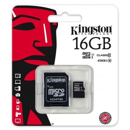 Keple | Fujifilm FinePix S2980 16GB SD Speicherkarte Karte fur Kamera Digitalkamera | Kingston Class 10 SDHC SDXC