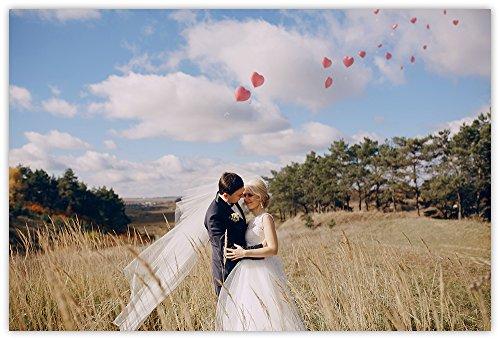 "Ballonflugkarten ""Frisch Verheiratet"" - 6"