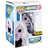 Funko - Figurine Steven Universe - Amethyst Glow In The Dark Exclu Pop 10cm - 0849803093082