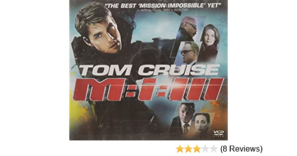Amazon in: Buy Mission Impossible 3 DVD, Blu-ray Online at Best