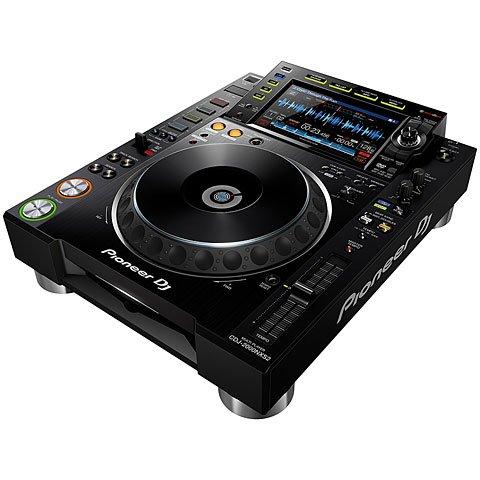 Pioneer, CDJ-2000Nexus, CD-Player (Cd-player Pioneer 2000)