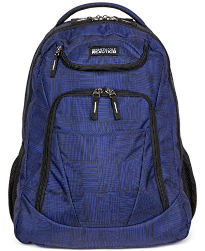 Kenneth Cole Reaction Tribute Rucksack, Griddle Blue