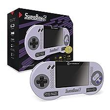 Nintendo Super Nes - Consola Snes Supaboy S Portátil
