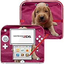 Colección 146, Custom Consola Nintendo DS Lite, 3DS, 3DS XL, Wii U Diseño Pantalla Skin Protector Funda Hunde 066 Nintendo 2DS Designfolie