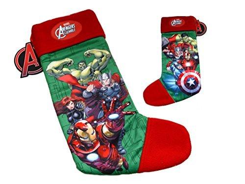 Marvel avengers assemble super eroi befana calza in peluche novità natale 2014-2015
