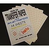 Imprimables fer sur T-Shirt tissu &de Papier transfert pour tissus clairs 20 ...