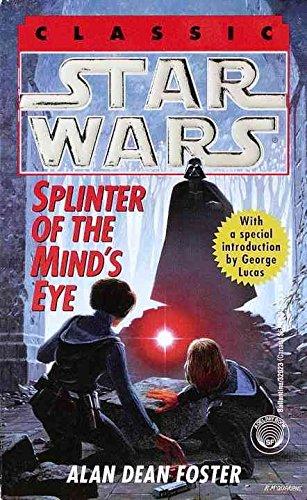 Portada del libro [Splinter of the Mind's Eye] (By: Alan Dean Foster) [published: June, 1994]