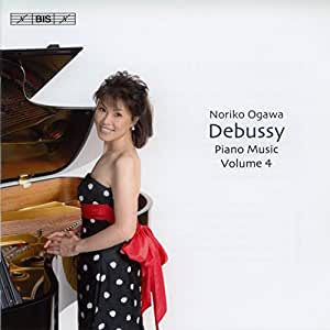 Debussy: Piano Music, Vol. 4 (Ogawa) - 12 Etudes / 6 Epigraphes antiques
