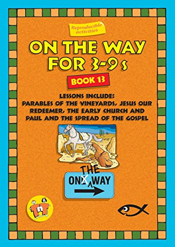 On the Way 3-9's - Book 13 -