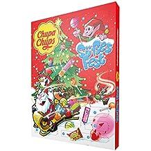 Chupa Chups Süßigkeiten Adventskalender | 24 Überraschungen zu Weihnachten 2017 | Alternative zum Kalender mit Schokolade