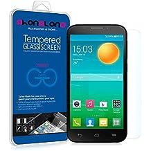Film Protector pantalla de cristal templado Premium para Alcatel One Touch Pop D5