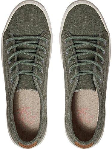 Roxy Memphis - Chaussures pour Femme ARJS300276 Vert - Olive