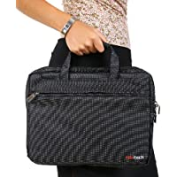 Navitech Borsa da viaggio Nera per Laptop/ Notebook/ Ultrabook Windows