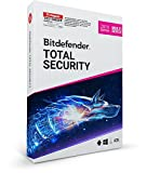 Bitdefender Total Security 2019 Multi Device Edition – 5 Geräte | 1 Jahr / 365 Tage (Windows PC, macOS, Android & iOS) - Aktivierungscode & Installationsanleitung (bumps packaged)