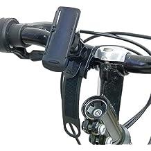 Sicherungsgurt Fahrrad Halterung und Cradle für Garmin GPSMAP 62 GPS (sku 30096)