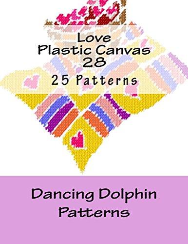 Love Plastic Canvas 28 (English Edition)