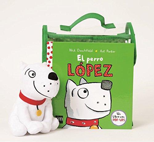 Pack El perro López (El pollo Pepe y sus amigos) por Nick Denchfield
