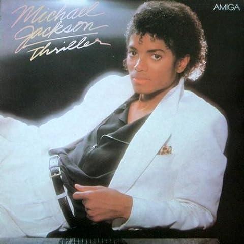 Michael Jackson - Thriller - AMIGA - 8 56 105