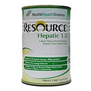 Resource Hepatic 1.5 Sweet Lime Flavour 200g