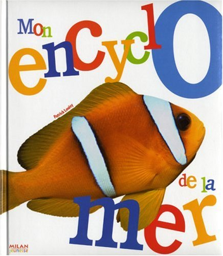 Mon encyclopédie de la mer