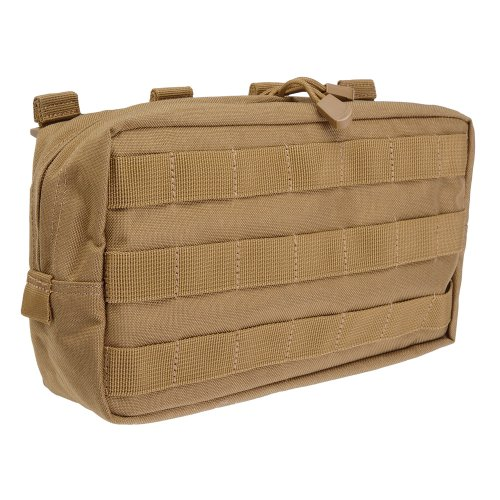5.11 Tactical 10 x 6 Pouch - Flat Dark Earth - One Size (Dark Flat Earth)