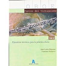BAGUENA y SALANOVA - Camino del Virtuosismo 2º para Oboe