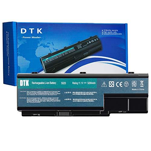 Dtk AS07B31 AS07B41 AS07B51 AS07B61 Akku für Acer Aspire AS07B71 AS07B52 AS07B42 AS07b32 AS07b72 8930g 7720 5920 (11.1V 4400mAh)