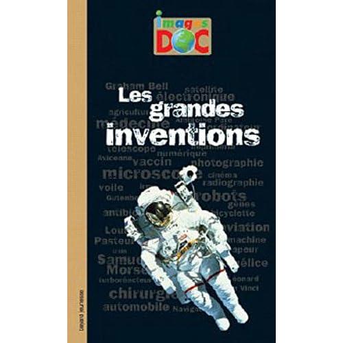 Grandes inventions (les) - images doc
