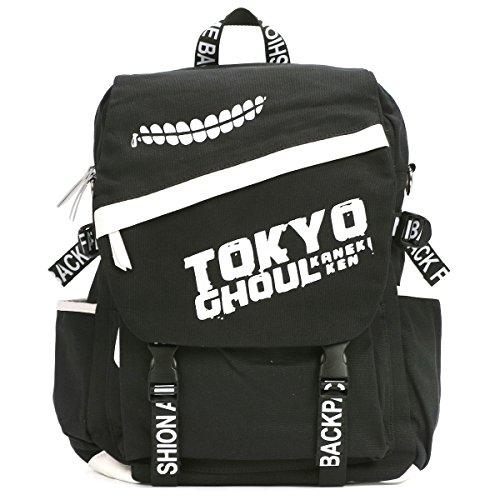 Imagen de coolchange  de tela tokyo ghoul con piel pu