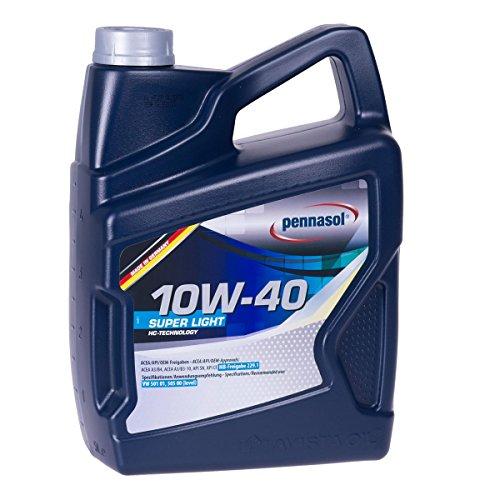 Preisvergleich Produktbild Pennasol Super Light SAE 10W-40 Motoröl,  5 Liter
