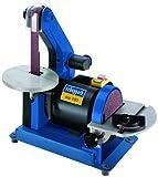 Scheppach Band und Tellerschleifmaschine bts 700, 230 V, 250 W 4903304918-9930